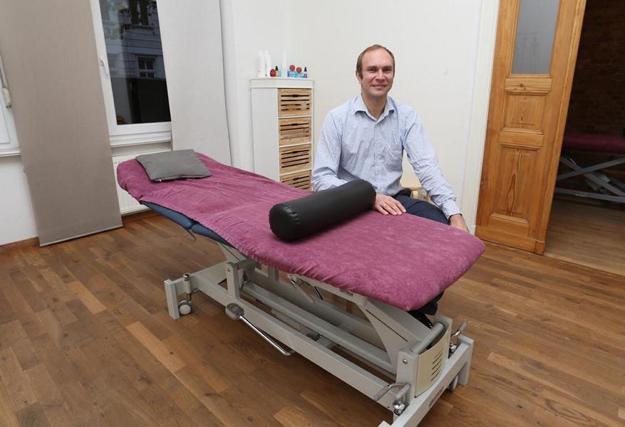 Praxis für Osteopathie & Physiotherapie - Malte Ratz